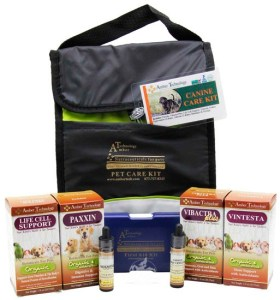 canine care kit ambertechnology