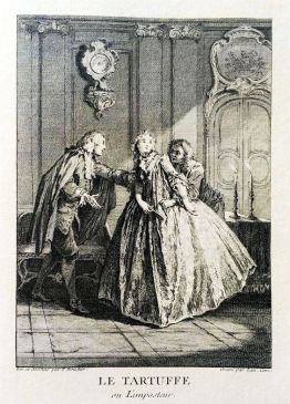 Le Tartuffe by François Boucher