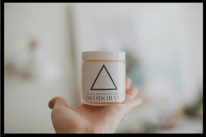 What's the deal with natural deodorant