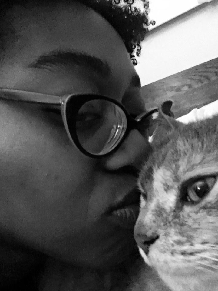 I love my Harmony kitty!
