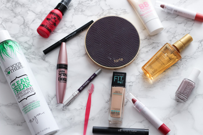 favorite 2016 beauty products makeup skincare