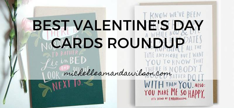 Best Valentine's Day Cards Roundup