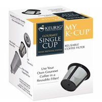 Reusable K-Cup Filter Coffee