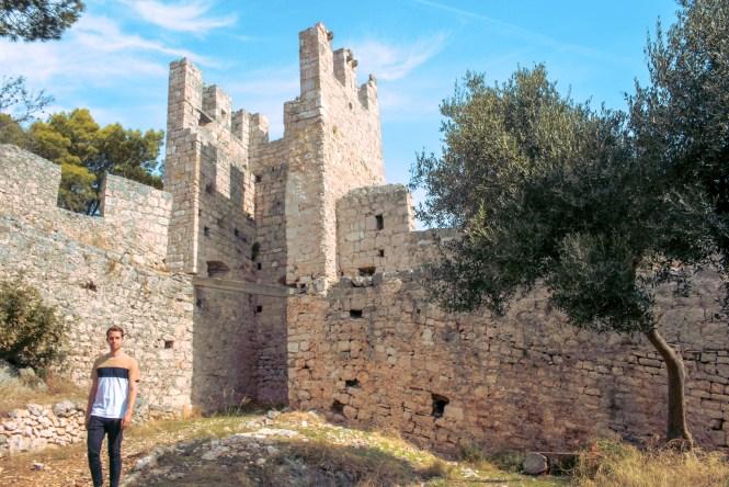 hvar spanish fortress