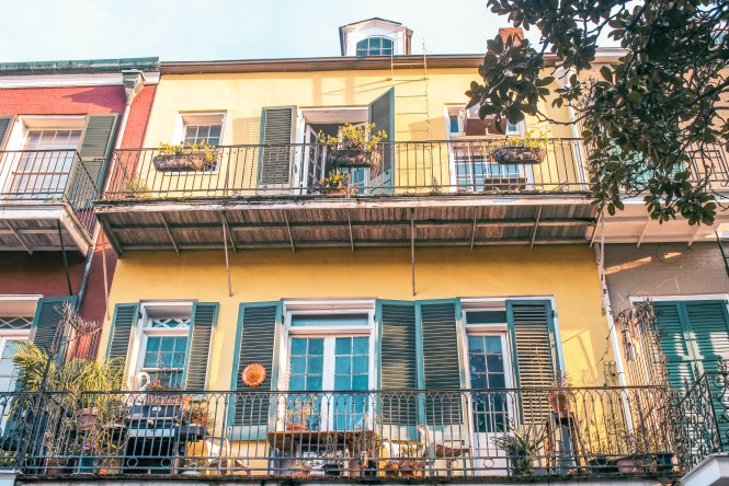 new orleans three days itinerary
