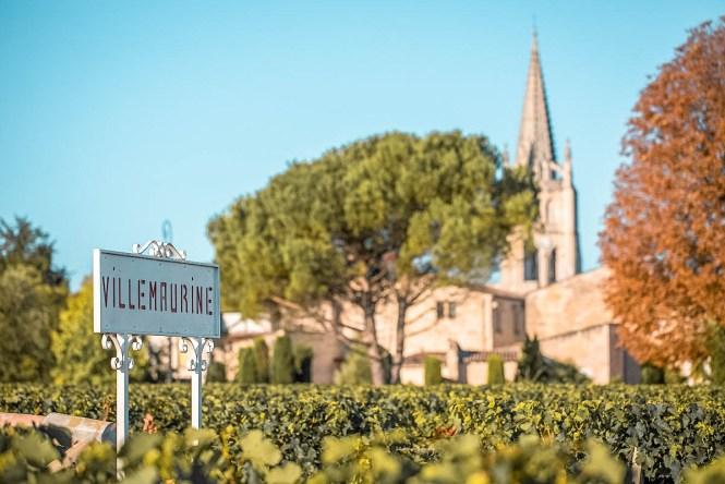 saint-emilion chateau villemaurine
