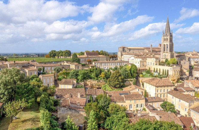 saint-emilion one day