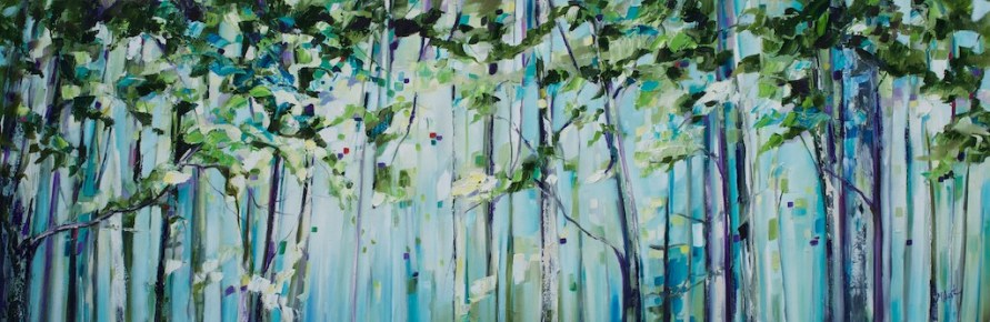 Romantic Canopy-SOLD