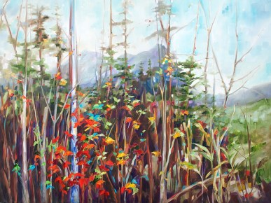 Forest Fiesta-SOLD