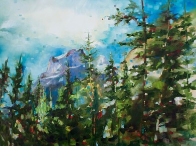 Magnificence in the Rockies-SOLD