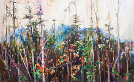Tapestry of Color in Canmore-SOLD