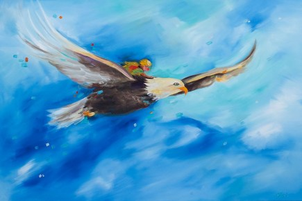 Freedom of Flight-SOLD