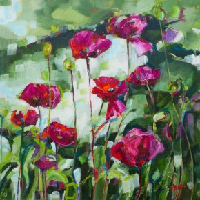 Blooming Buds-SOLD