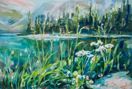 Water's Edge-SOLD