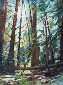 Cathedral Forest-SOLD