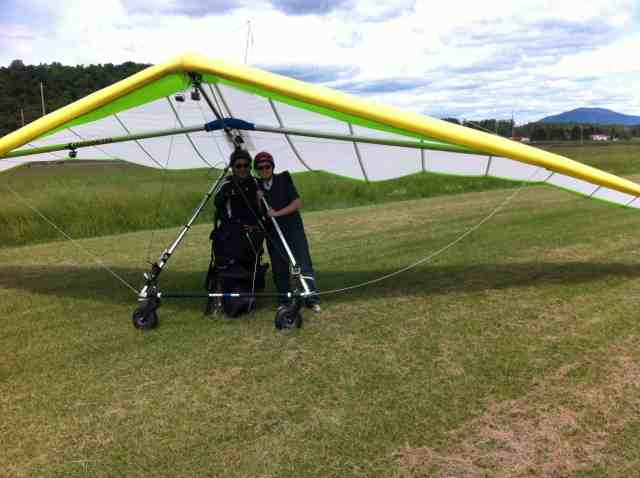 Hang Gliding: Fly Like Superman