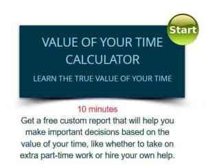 Time-Money Calculator image