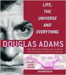 Life Universe Hitchhiker Douglas Adams