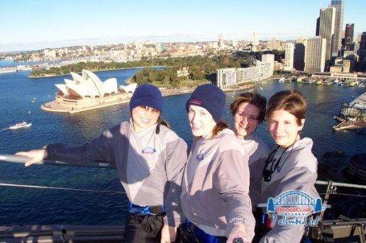 Michelle Australia 2003