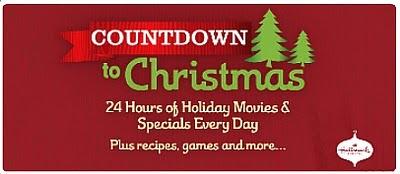 Countdown to Christmas Hallmark