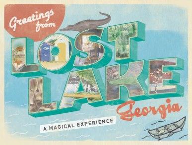 Lost Lake Sara Addison Allen