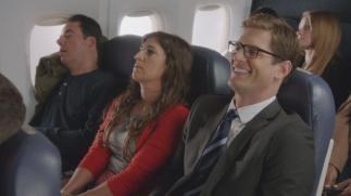 Flight Before Christmas Plane