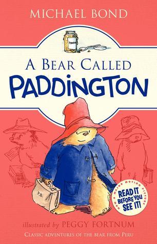 A Bear Named Paddington - Michael Bond