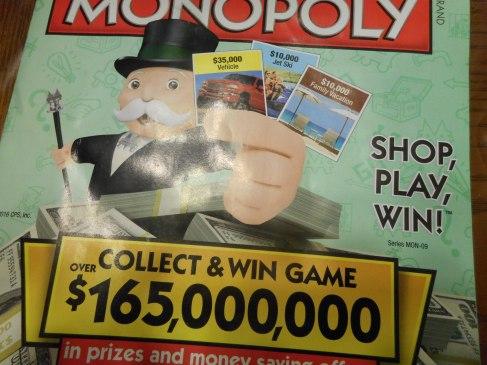 Vons - Monopoly