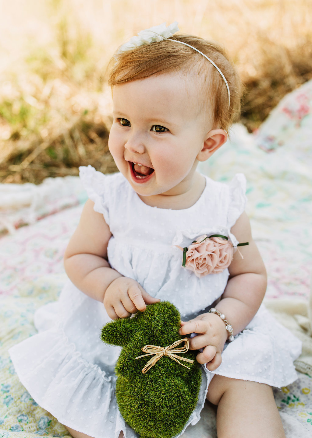 Red-Headed-Baby-Laughing-Bunny