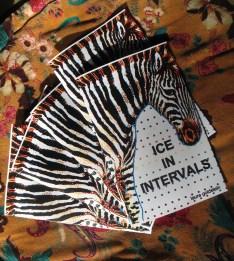 Ice in Intervals, by Laura Goldstein