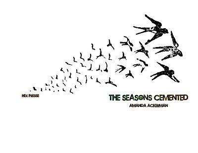 The Seasons Cemented, by Amanda Ackerman
