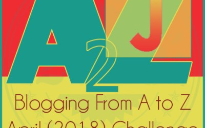 A to Z Blogging Challenge: J is for Journals and notebooks