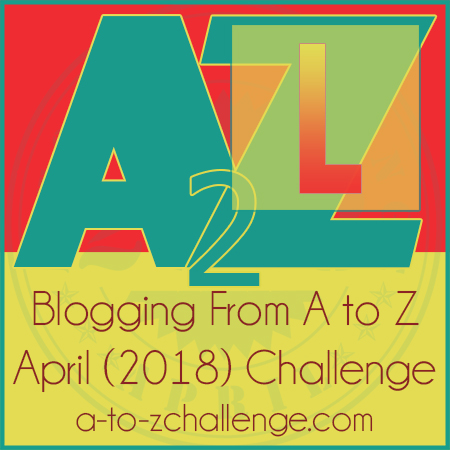 A to Z Blogging Challenge: L is for Life experience (aka how to tackle backstory)