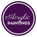 Acrylic paintings header 2