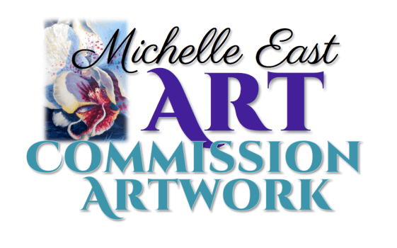 Commission Artwork Michelle East Art