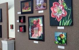 Retrospective Art Exhibit Austin PACT