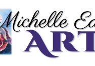 Michelle East Art Logo, Art Events and Art Exhibits artwork Michelle East