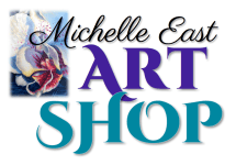 Michelle East Art SHOP