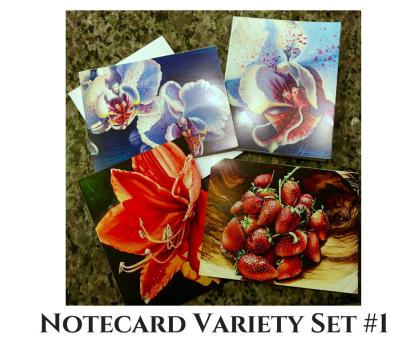 Notecards set 1