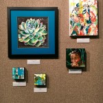 Succulent in the Morning light Memories Exhibit