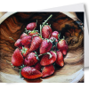 Swaziland strawberries note cards