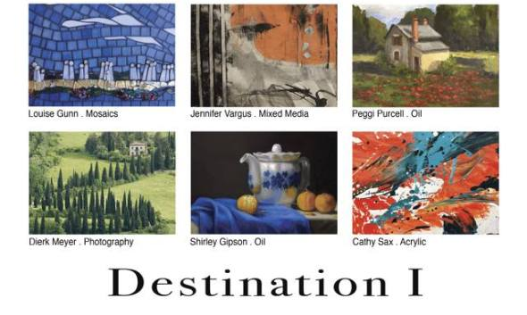 Destinations 1 Exhibit