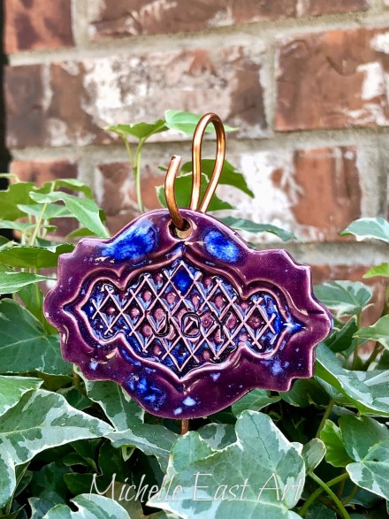 Joy Garden Marker Royal Purple