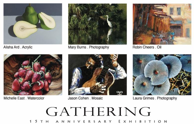 Gathering Art Exhibit