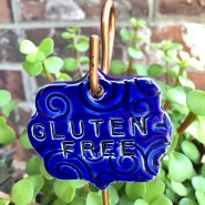 Gluen-free food marker