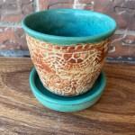 handmade ceramic planters