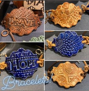 ceramic jewelry bracelet