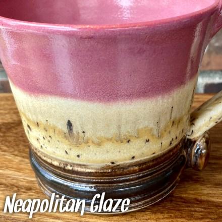 Neapolitan glaze