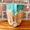 Noble Lace Handmade Mug