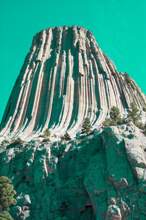 Devils Tower | Michelle Felt